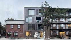 La Géode / ADHOC architectes
