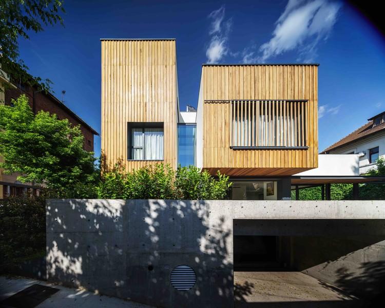 Racovita House / Corina Dindareanu, © Cosmin Dragomir