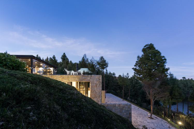 La Casa en el Páramo / Andrés Argudo, © JAG Studio