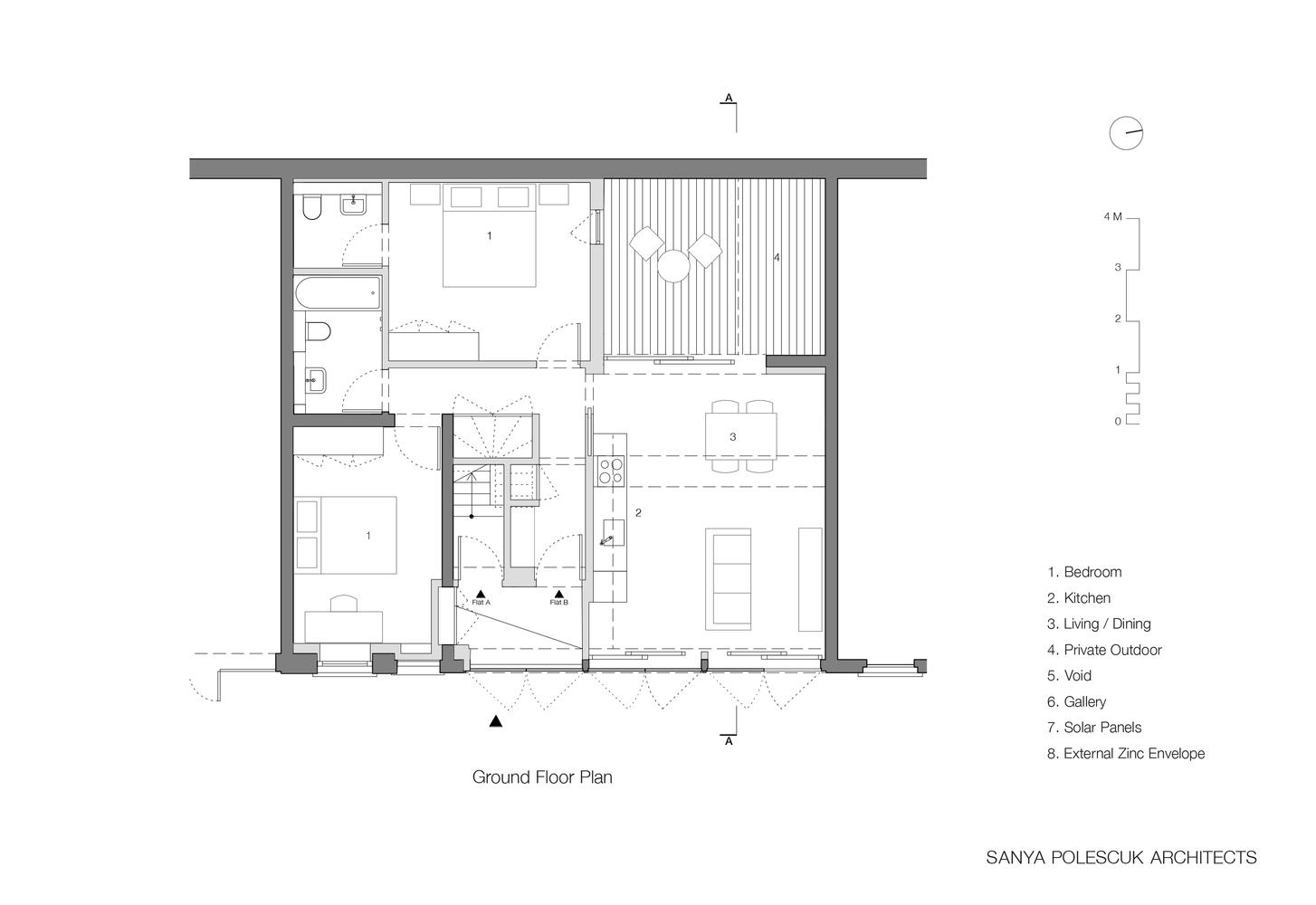 Juice Bar Floor Plan Sayan Sunny Isles Beach Condo 16275