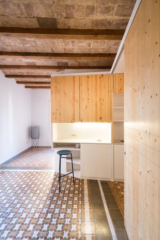 Dos de Maig Apartment / AMOO, © Filippo Poli