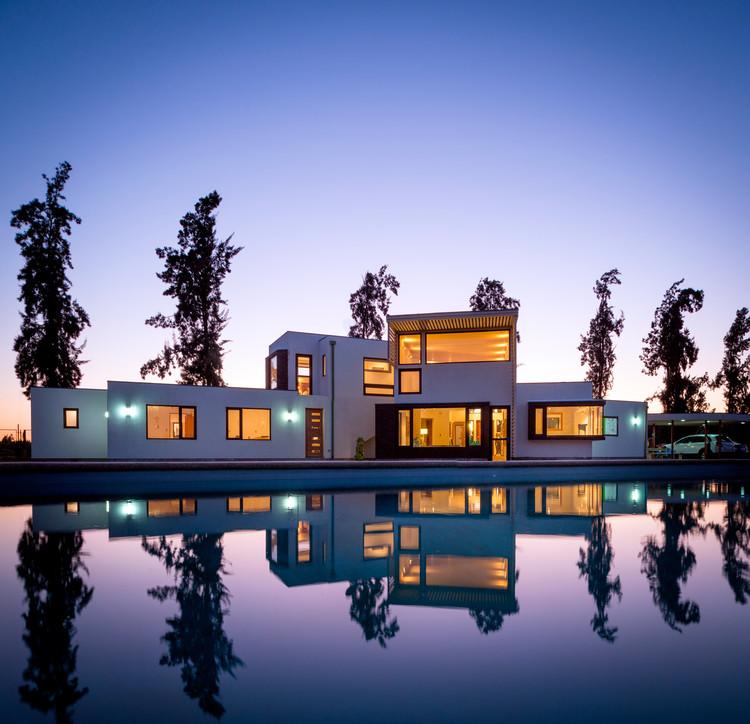 Casa Passalacqua Lahsen  / GITC arquitectura, © Felipe Díaz Contardo