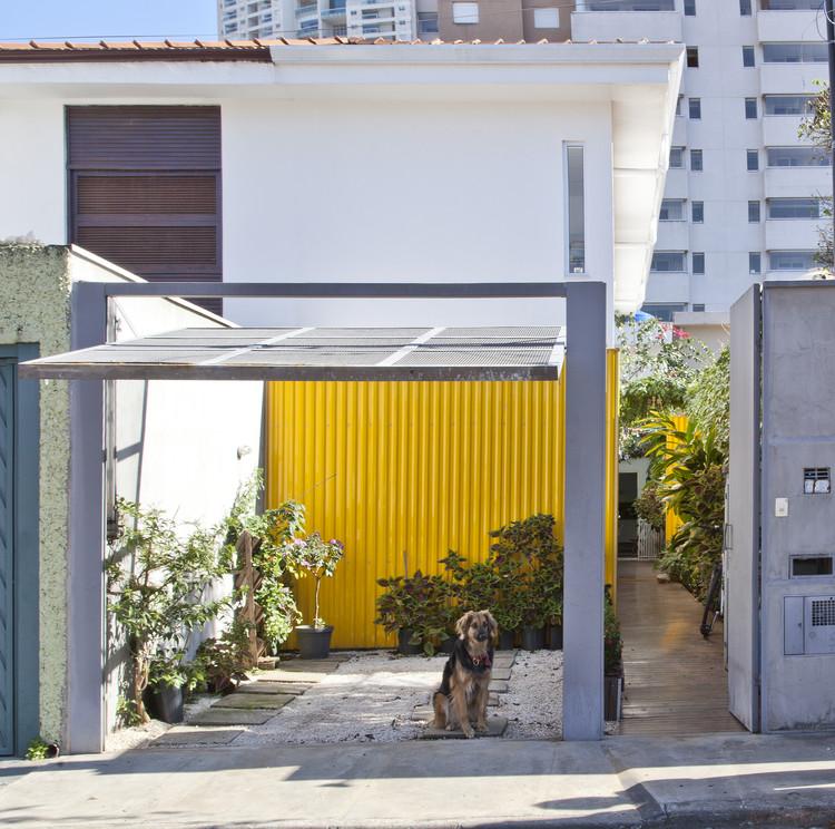 Casa Brooklin / Gema Arquitetura, © Luís Gomes