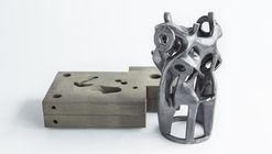 Arup desenvolve moldes impressos em 3D acessíveis para elementos estruturais complexos de aço