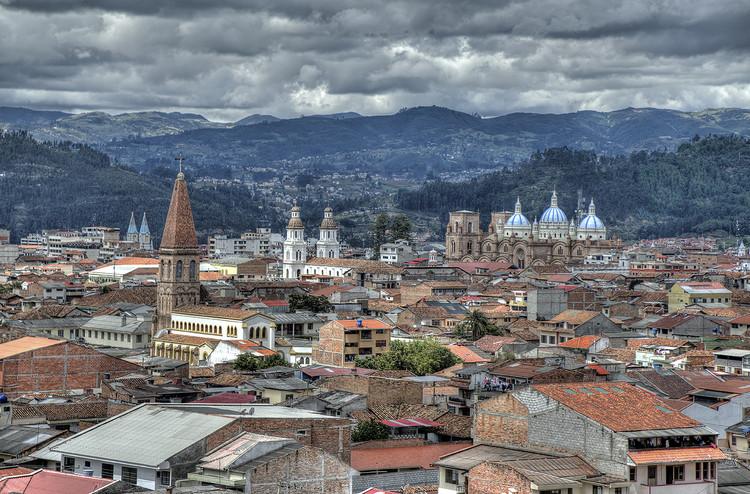Guía de arquitectura en Cuenca: 10 sitios que todo arquitecto debe conocer, vía Flickr user: Ministerio de Turismo Ecuador Licensed under CC BY-SA 2.0