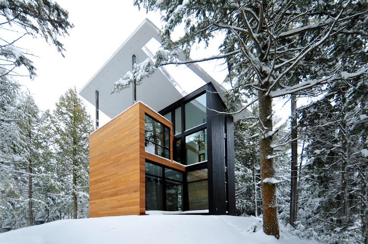 La casa del escultor Jarnuszkiewicz / yh2, © Francis Pelletier