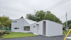 House in Aonashi  / SNARK + OUVI