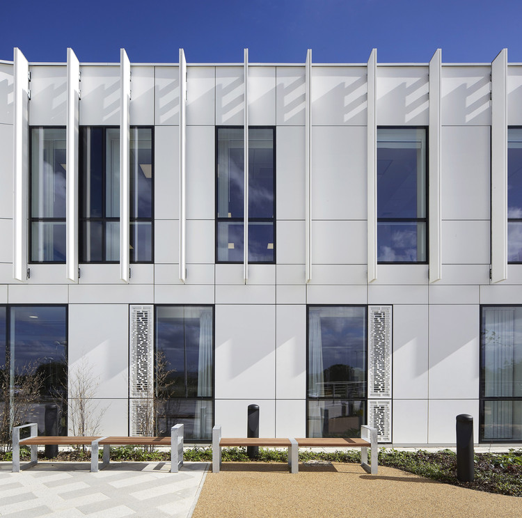 NGS Macmillan Unit / The Manser Practice, © Hufton + Crow