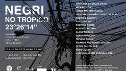 Lançamento do Livro I Negri no Trópico 23º26'14''