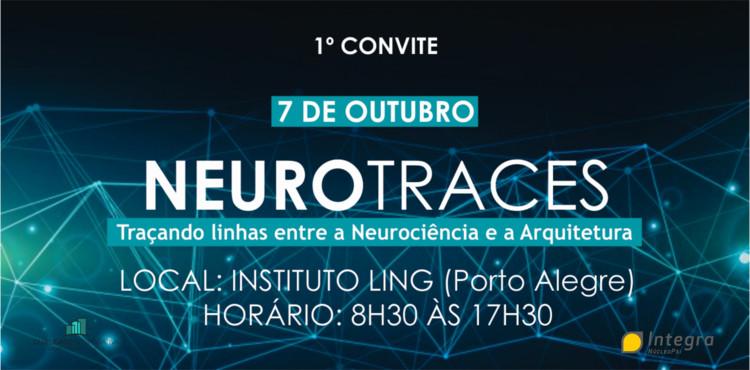 Neurotraces - Traçando linhas entre a Neurociência e a Arquitetura, Imagem divulgação
