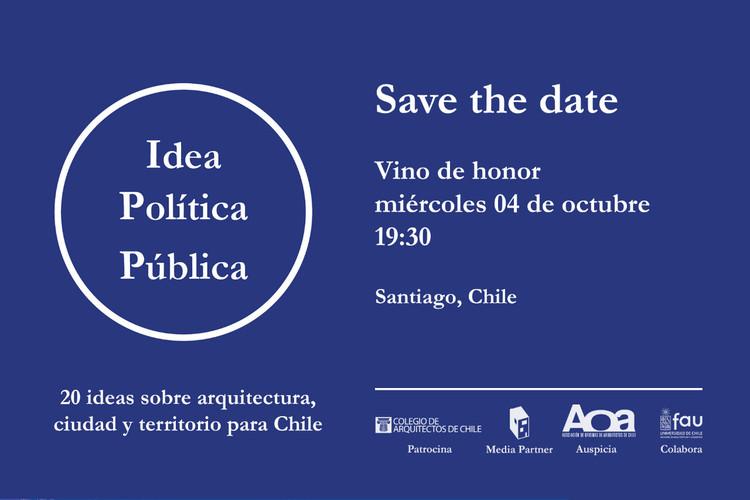 Gran lanzamiento del libro 'Idea Política Pública'