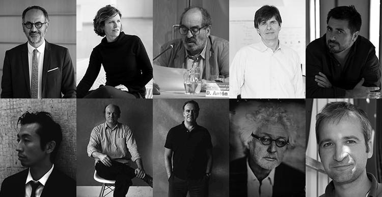 Conheça os arquitetos estrangeiros nomeados RIBA International Fellow em 2018, Cortesía de RIBA