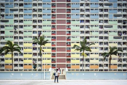 Choi Hung Estate, Hong Kong. Image © Fabio Mantovani