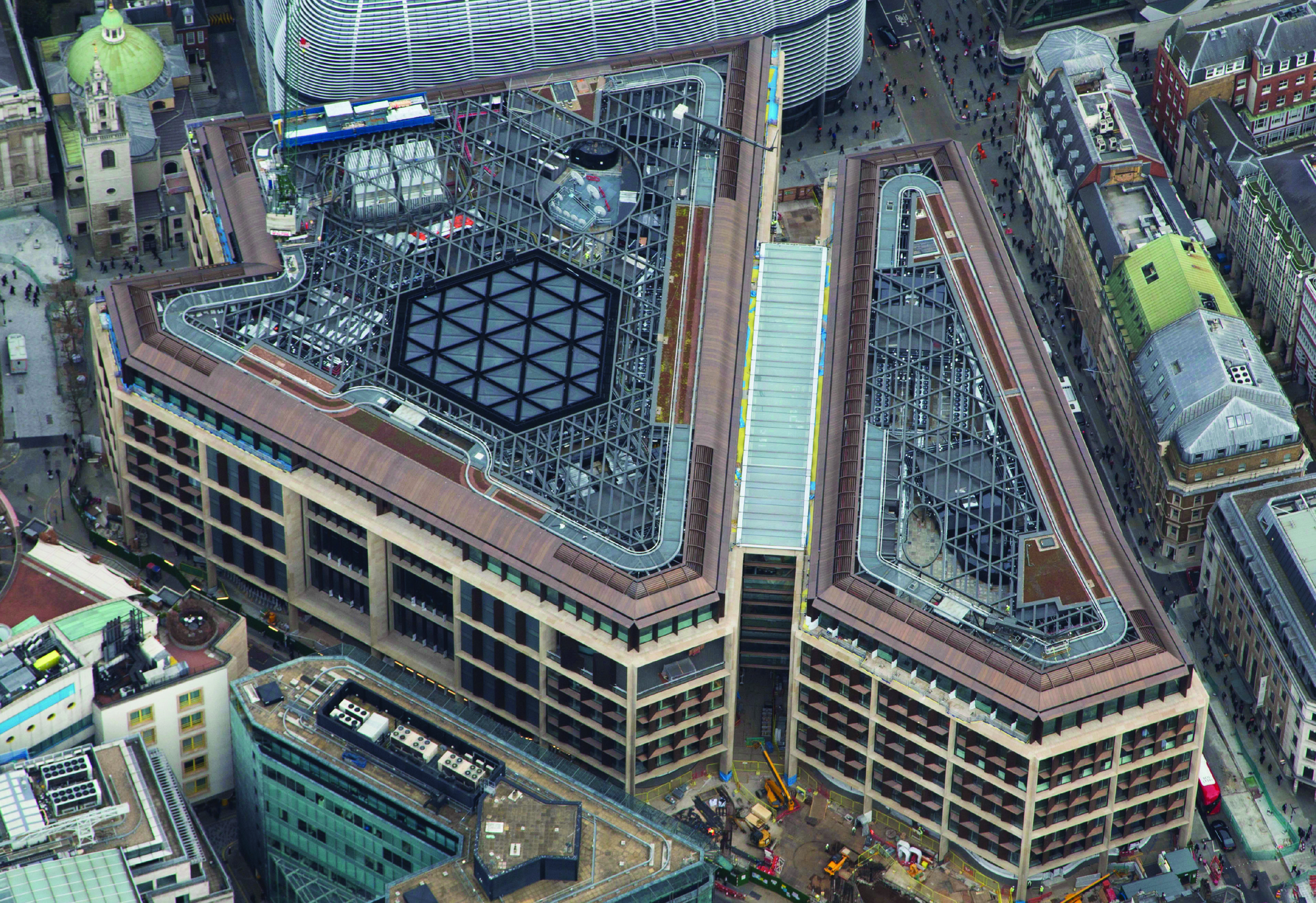30 St Mary Axe Floor Plan Bloomberg S New European Headquarters Rated World S Most