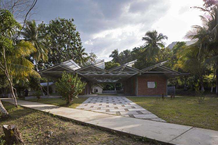 Estación Cultural Tecpatán / Oficina de Diseño y Taller Brigada de Arquitectura, © Adrián Llaguno