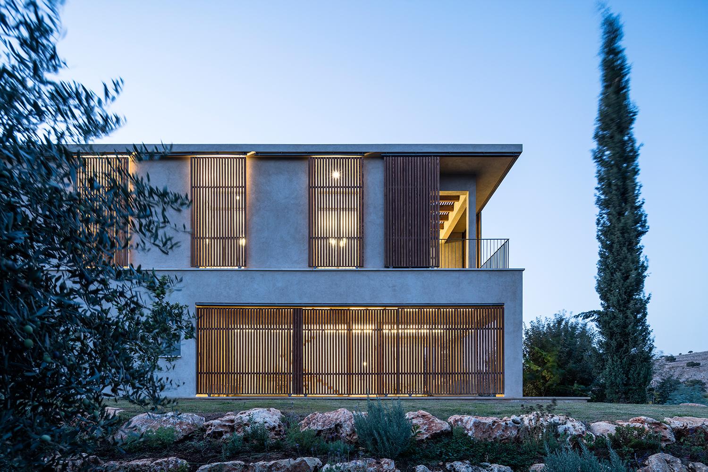 Galeria de resid ncia na galileia golany architects 1 for Ruxxa design hotel 3