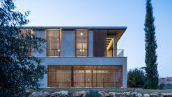 Residence in the Galilee / Golany Architects
