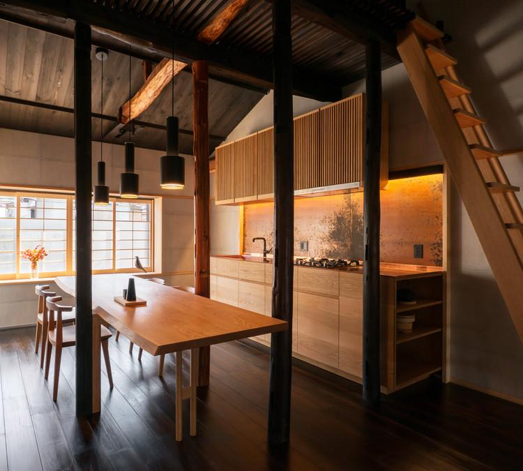 Ichijoji House / atelier Luke, © Eiji Kitada