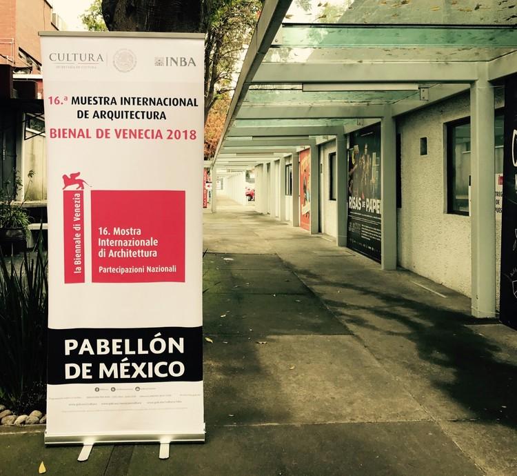 Pabellón de México en la Bienal de Venecia 2018: Entrega de propuestas |Convocatoria Abierta , Cortesía de INBA