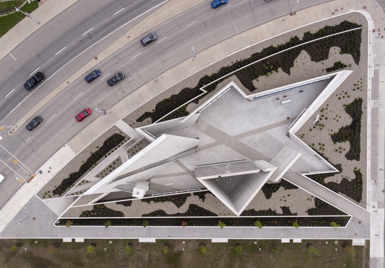Studio Libeskind's Canadian National Holocaust Monument Opens in Ottawa, © Doublespace. Courtesy of Studio Libeskind