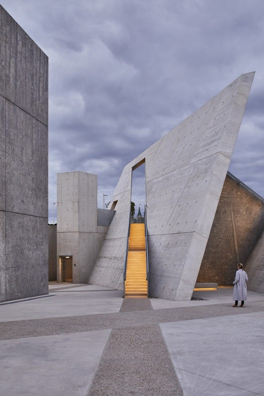 Doublespace. Courtesy of Studio Libeskind