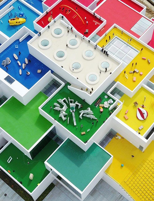 LEGO House / BIG, © Kim Christensen