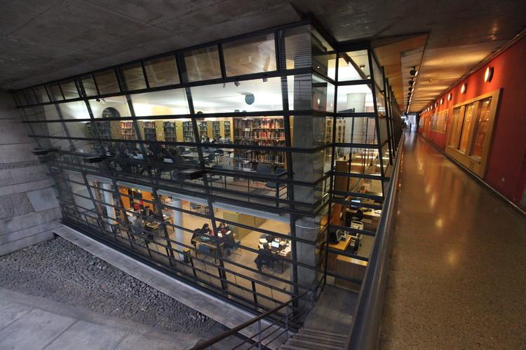 Universidad de talca tag plataforma arquitectura for Arquitectura universidades