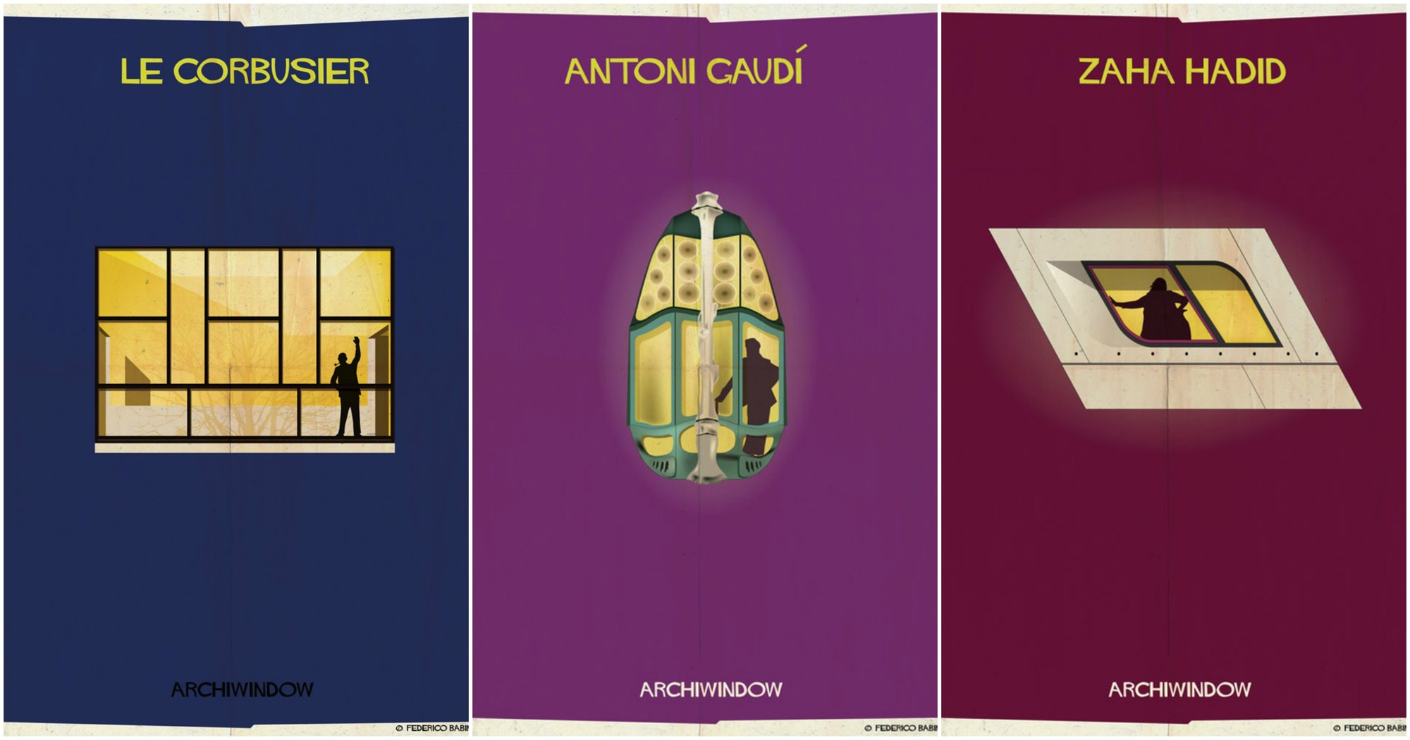 "ARCHIWINDOW: A Glimpse Through ""The Eyes of Architecture"""