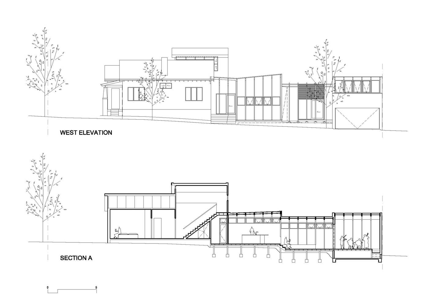 Rhythm house delia teschendorff architecture plans