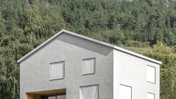 Haus am Hörmannweg / Architect Daniel Ellecosta