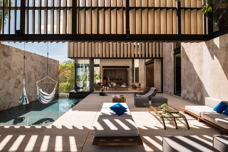 Chaaltun House / tescala, © Leo Espinosa
