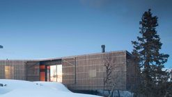 Cabin Kvitfjell  / Lund Hagem Architects