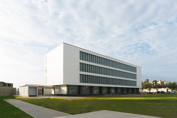 Centro de capacitación y servicios odontológicos / ARAM arquitectos, © Manuel Reaño Reyes