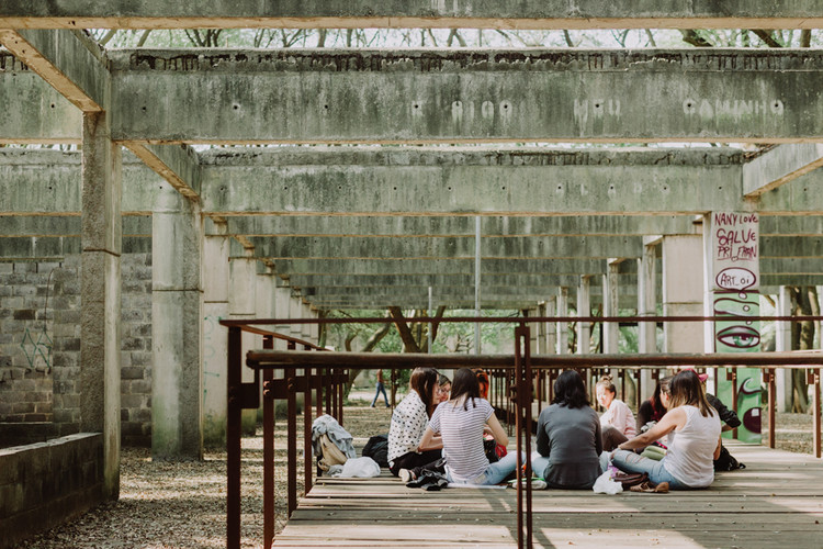 Parque da Juventude: Paisagismo como ressignificador espacial, © Katarina Holanda