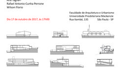 """Lançamento do Livro """"Vilanova Artigas. Projetos residenciais não construídos"""""""