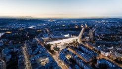 OCA Barcelona se adjudica primer lugar en concurso de la ampliación del Centro de Congresos de Praga