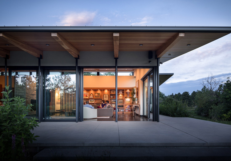 Residencia Cherry / Semple Brown Design, © David Lauer Photography