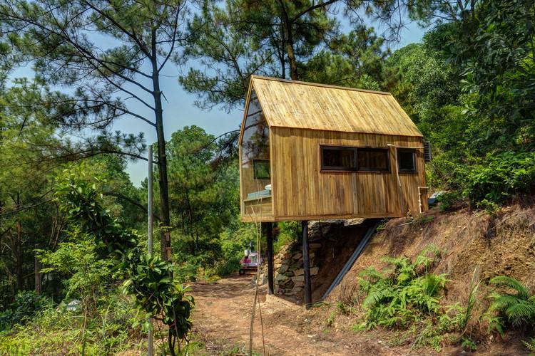 Forest House / Chu Văn Đông, © Handyman