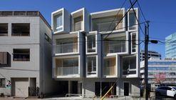 FUKOSHA Apartment Building / SUEP