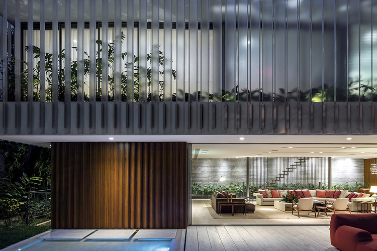 JZL House / Bernardes Arquitetura, © Leonardo Finotti