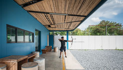 Jaransanitwong Archery Club / Archimontage Design Fields Sophisticated