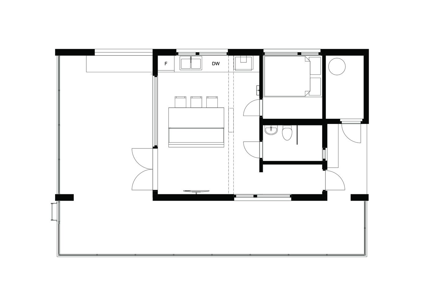 Gallery of Nisser Micro Cabin Feste Landscape Architecture 11 – Micro Cabin Floor Plans