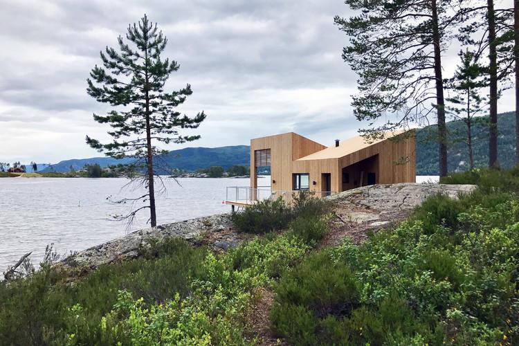 Nisser Micro Cabin / Feste Landscape / Architecture, © David Fjågesund