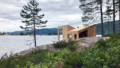 Nisser Micro Cabin / Feste Landscape / Architecture