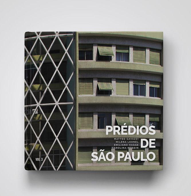 Campanha de financiamento coletivo para o livro Prédios de São Paulo Vol. 3, Cortesia de Prédios de São Paulo