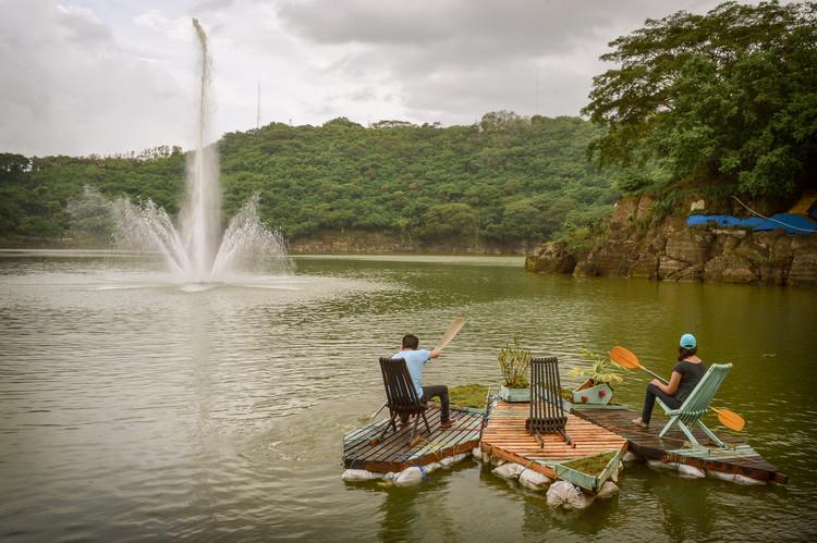 'Paisaje Errante' inicia un diálogo entre la población y un espacio olvidado en Nicaragua, © Bric Arquitectos y Colectivo Veinti3