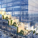 DEVELOPER SECURES AIR RIGHTS FOR BIGS SPIRALING NEW YORK OFFICE TOWER