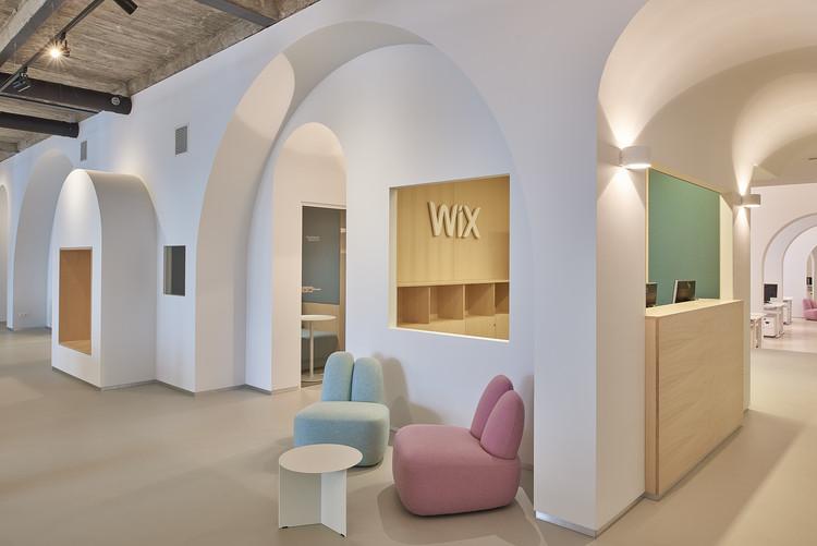 Oficina WIX.COM en Vilnius / INBLUM, © Darius Petrulaitis
