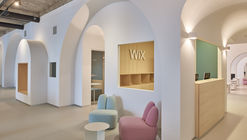 WIX.COM Office in Vilnius / INBLUM