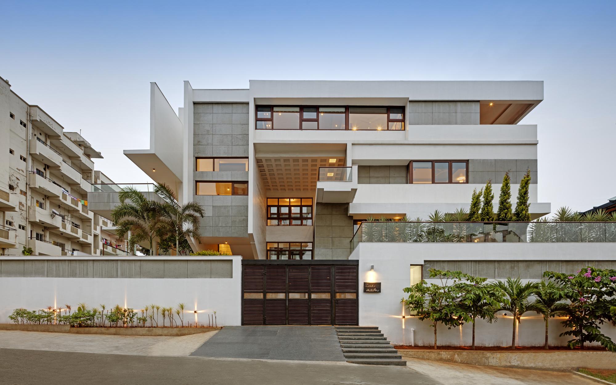Hks House Sdeg Magnificent HKS House SDeG ArchDaily 7687 1